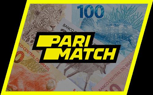Opções de pagamento Parimatch